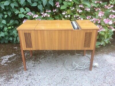 Vintage HMV Stereo Record Player Model No 2417 • 165£