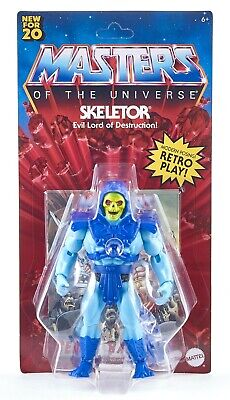 $29.99 • Buy 2020 Masters Of The Universe Origins Skeletor Battle Figure Walmart MOTU 5.5""