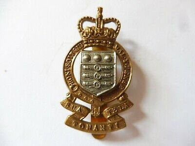 Found Royal Army Ordnance Corps Cap Badge With Slider • 2.99£