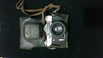 Vintage Camera Collection Folding Film Photo Old Rare Original Case • 110.42£