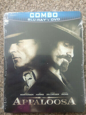 APPALOOSA Blu-Ray+DVD USA Steelbook NEW Sealed VERY RARE Exclusive  • 29.50£