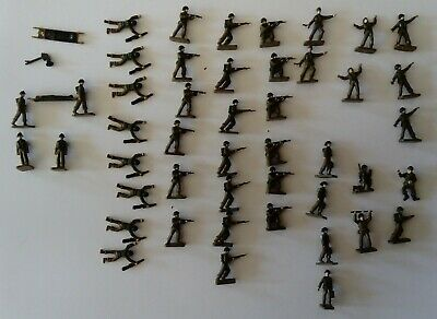 Airfix Vintage 1/72 Ho Oo S03 British Infantry Spares Part Painted • 7.99£