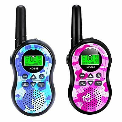 $ CDN39.49 • Buy SeaMeng Walkie Talkies For Kids,22 Channel 2 Way Radio 3 Mile Long Range,Best Gi