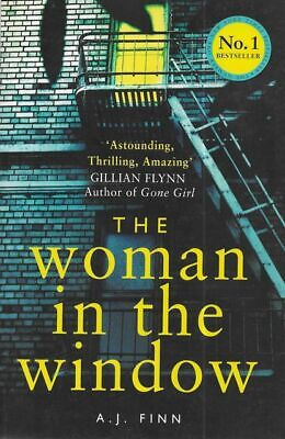 AU21.50 • Buy A. J. FINN The Woman In The Window 2018 SC Book