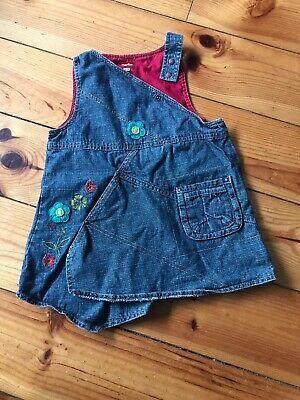 Marese Girls Denim Dress Age 3  • 5£