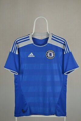 Chelsea London 2011/2012 Home Football Shirt Jersey Adidas Size S • 14.98£