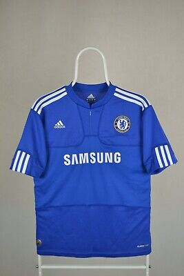 Womens Chelsea London 2009/2010 Home Football Shirt Jersey Size M • 7.98£