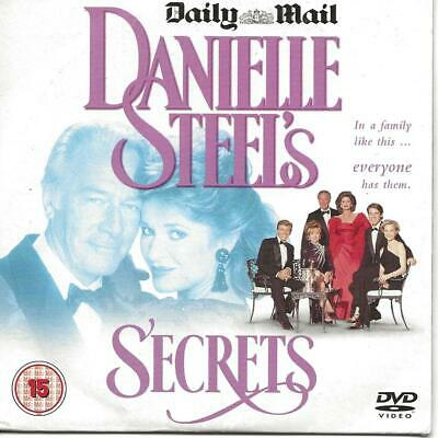 Secrets . Danielle Steel . Daily Mail (Promo DVD)  • 1.62£