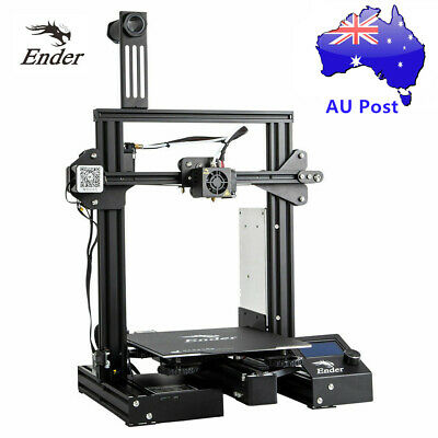 AU319.99 • Buy Creality Ender-3 Pro High Precision DIY 3D Printer Kit 220*220*250mm + 1KG PLA