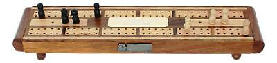 Articulated Lorry Wooden Cribbage Board With FREE ENGRAVING 446 • 19.99£