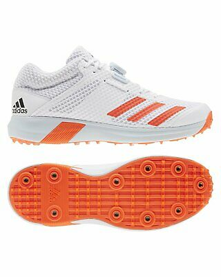 Adidas Adipower Vector Mid Cricket Shoes - Steel Spikes • 164.13£