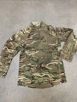 Genuine British Army MTP Multicam UBACS Under Body Armour Combat Shirt Large 3 • 22£