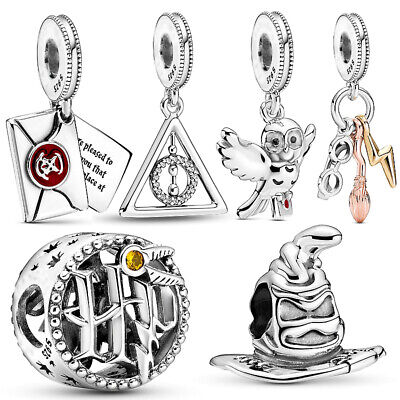 AU12.61 • Buy 2020 Harry Potter Collection Charm Pandora 925 Sterling Silver Charm