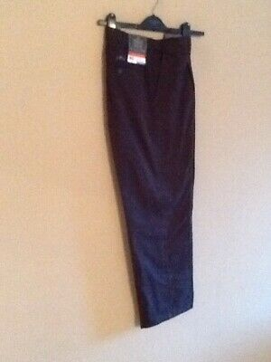Mens Old Navy Chino Pleat Front Trousers  By Atlantic Bay/bhs 42r  Bnwt • 9.99£