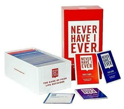 AU19.99 • Buy Never Have I Ever Best Card Game Party Card Games Cards  04
