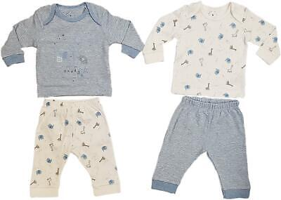 Mothercare Babies Pyjamas Twin Set Age Up To 1-3 To 18-24 Months RRP £16.00  • 7.99£