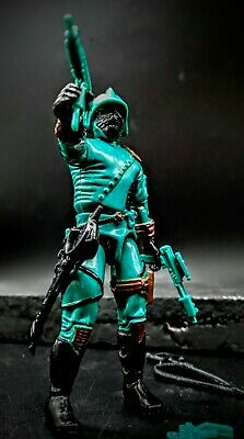 $ CDN22.06 • Buy GI Joe Iron Grenadier Letal Custom Night Viper Green