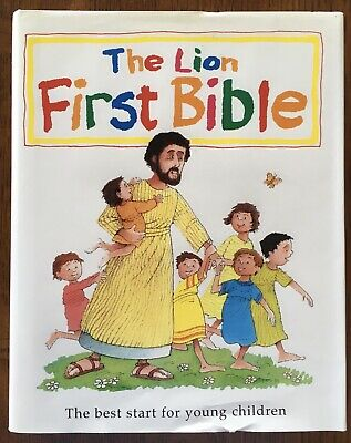 The Lion First Bible Lion Childrens Books Hard Back  • 8.90£