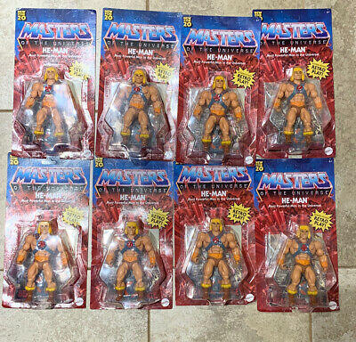 $35.94 • Buy NEW 2020 Masters Of The Universe Origins Walmart He-Man UNPUNCHED MOTU Ship FAST