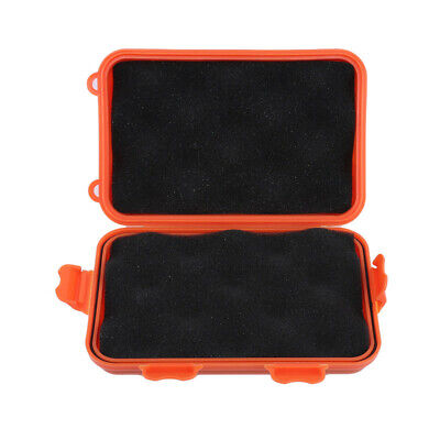 Waterproof Box Case Holder Plastic Container Phone Money Key Storage Camping ONE • 3.54£