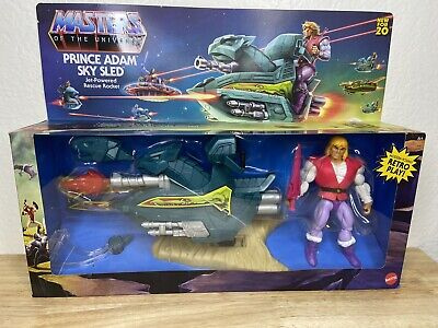 $299.99 • Buy Masters Of The Universe Origins PRINCE ADAM SKY SLED Mattel New For 2020