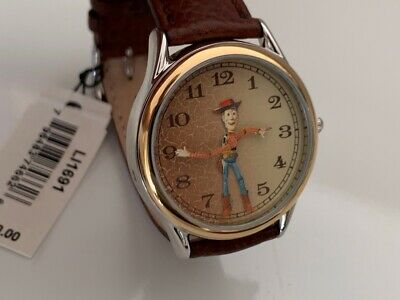 $25 • Buy Disney Pixar Toy Story Woody Fossil Watch Limited Edition Of 3000 NEW