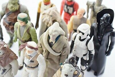 $ CDN17.59 • Buy Vintage Star Wars Figures C  Please Choose From Selection - Many To Choose From