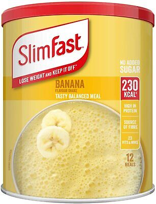 £10.40 • Buy SlimFast High Protein Weight Loss Meal Replacement Powder Shake - Chose Flavour