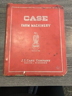 Rare Case Farm Machinery No. 4760 • 164.89£