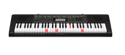 $99.99 • Buy Casio Lighted Keyboard With Application Integration LK265 - Black