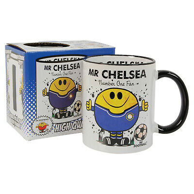 £5.95 • Buy FOOTBALL MUG - Great Gift For CHELSEA Fan  ( Unofficial )