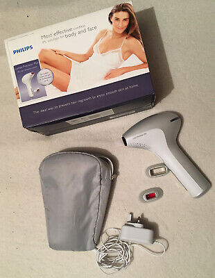 View Details Philips Lumea Cordless IPL Hair Removal System For Body And Face - Laser • 83.00£