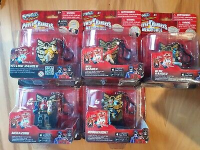 £5.99 • Buy Power Rangers Megaforce Swappz   Scan & Play For Free   Brand New In Pack
