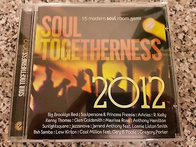 Various Artist Soul Togetherness 2012 - CD  • 8£