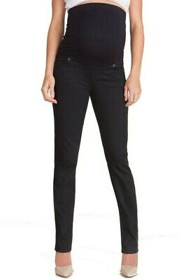 £10.99 • Buy Over Bump Slim Skinny Jeans Ex George Maternity Pregnancy Faded Long Pants 8- 20