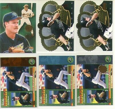 $500 • Buy Wade Boggs 32X 1999 - 2001 Pacific Inventory Non #d Parallel Lot 1/1
