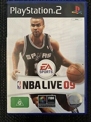 AU16 • Buy Playstation 2 Nba Live 09 Pal Ps2 [uvg] 2009 Your Games Pal