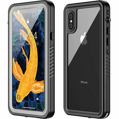 AU25.99 • Buy For Apple IPhone XR Waterproof Case Xs X Military Shockproof Screen Protector