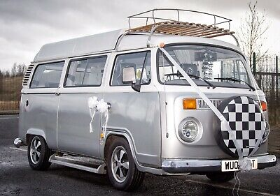 £99 • Buy VW Volkswagen Campervan Wedding School Prom Hire Dress Chauffeur Driven
