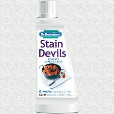 Stain Devils Stain Remover For Curry , Sauce , Gravy . Ketchup • 3.30£