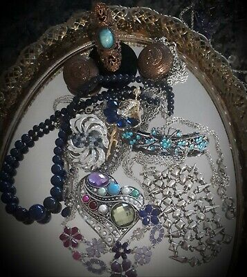 $ CDN13.95 • Buy 💕💖VINTAGE Custom Jewelry Lot! NECKLACES, BROOCHES, EARRINGS, & MORE!💖💕#15