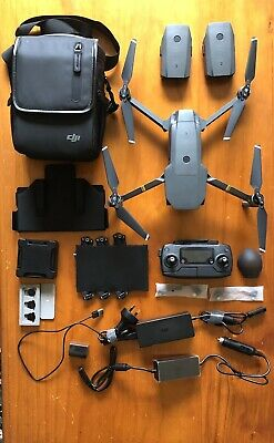 AU940 • Buy DJI Mavic Pro Drone Fly More Combo