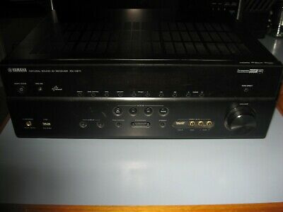 AU550 • Buy Yamaha RX-V671 HDMI Surround Sound Receiver / Amplifier With Remote CAN POST