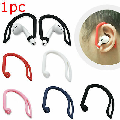 $ CDN5.45 • Buy 1PC For New AirPods  1/2 Pro Bluetooth Earphones Silicone Ear Hook Loop Holders