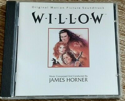 Willow Cd Soundtrack - James Horner  • 9.99£
