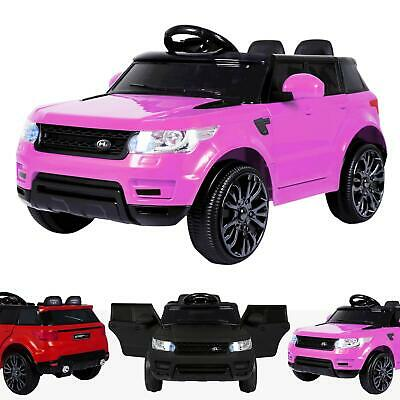 £159 • Buy Kids 12V Range Rover Sport HSE Style Electric Ride On Car With Parental Remote