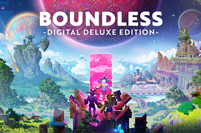 Boundless - PC STEAM CD-KEY - Fast Delivery • 3.49£