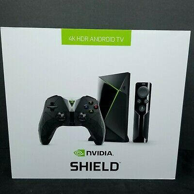 $ CDN494.74 • Buy NVIDIA SHIELD TV 4K HDR Gaming Edition Game Controller 16Gb Remote 2017 NEW