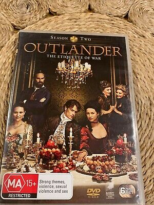 AU15 • Buy Outlander : Season 2 (DVD, 2016, 6-Disc Set) LIKE NEW