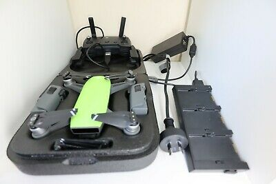 AU365 • Buy DJI Spark Fly More Combo Drone - Green